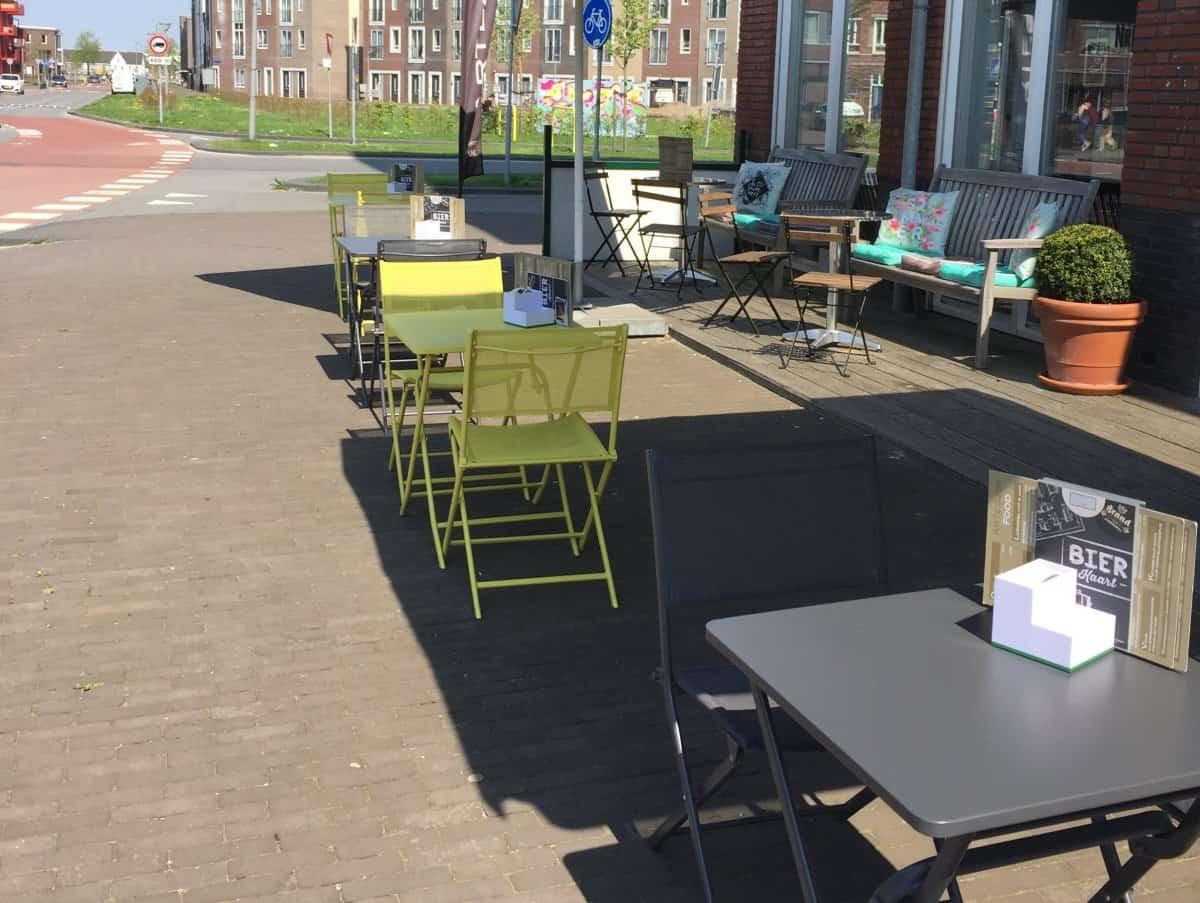 Lunchroom op goede locatie Almere-Poort