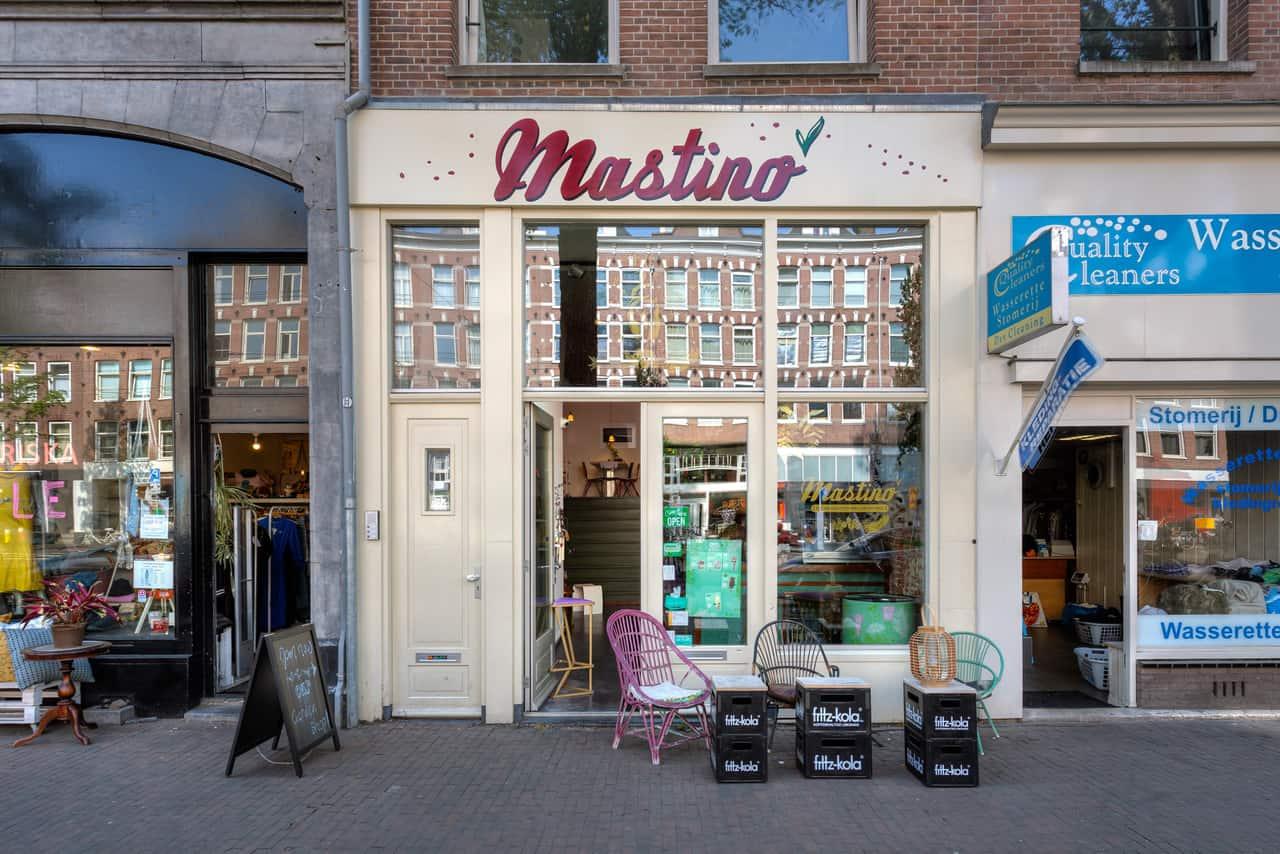 Restaurant aan de Bilderdijk Amsterdam Oud-West