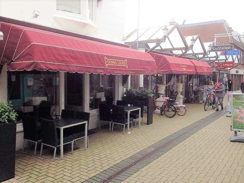 Restaurant met woning in Beverwijk