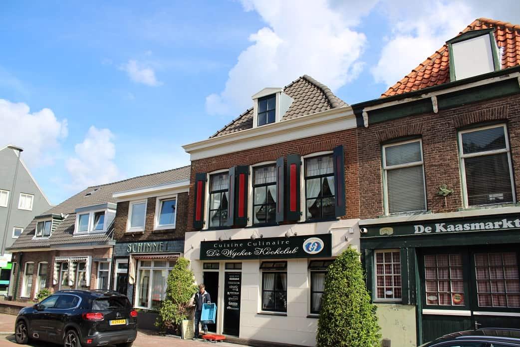 Restaurant-kookclub aan de Zeestraat in Beverwijk