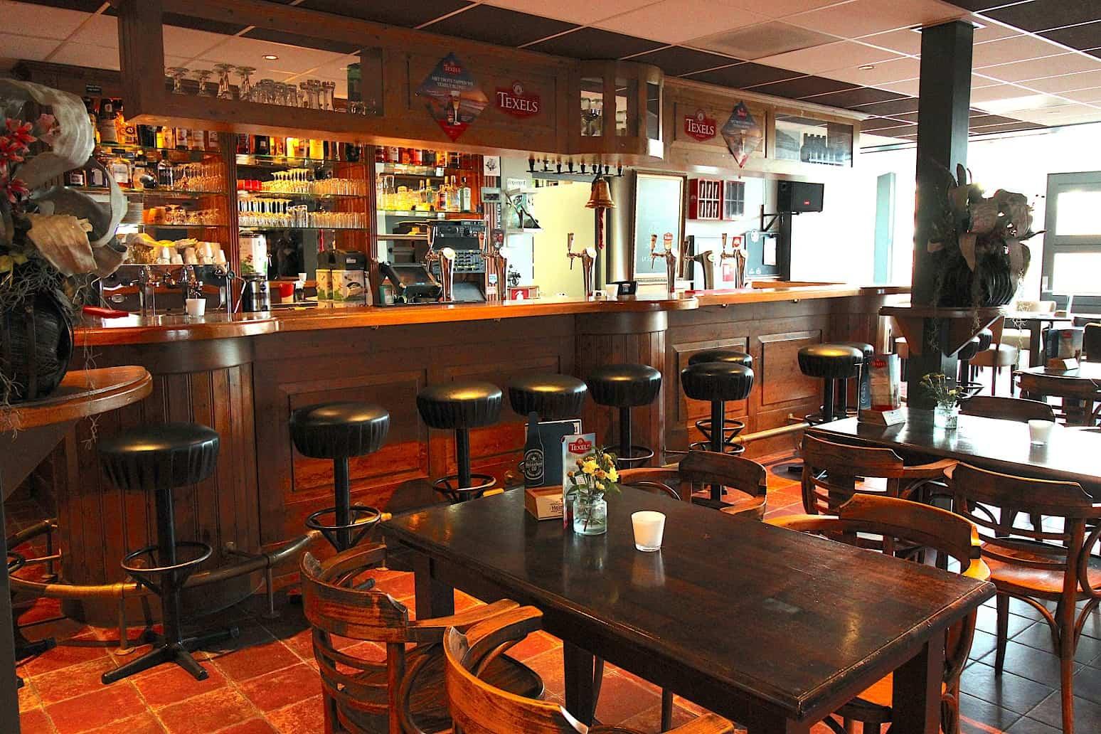 Eetcafé in Dirkshorn Noord-Holland