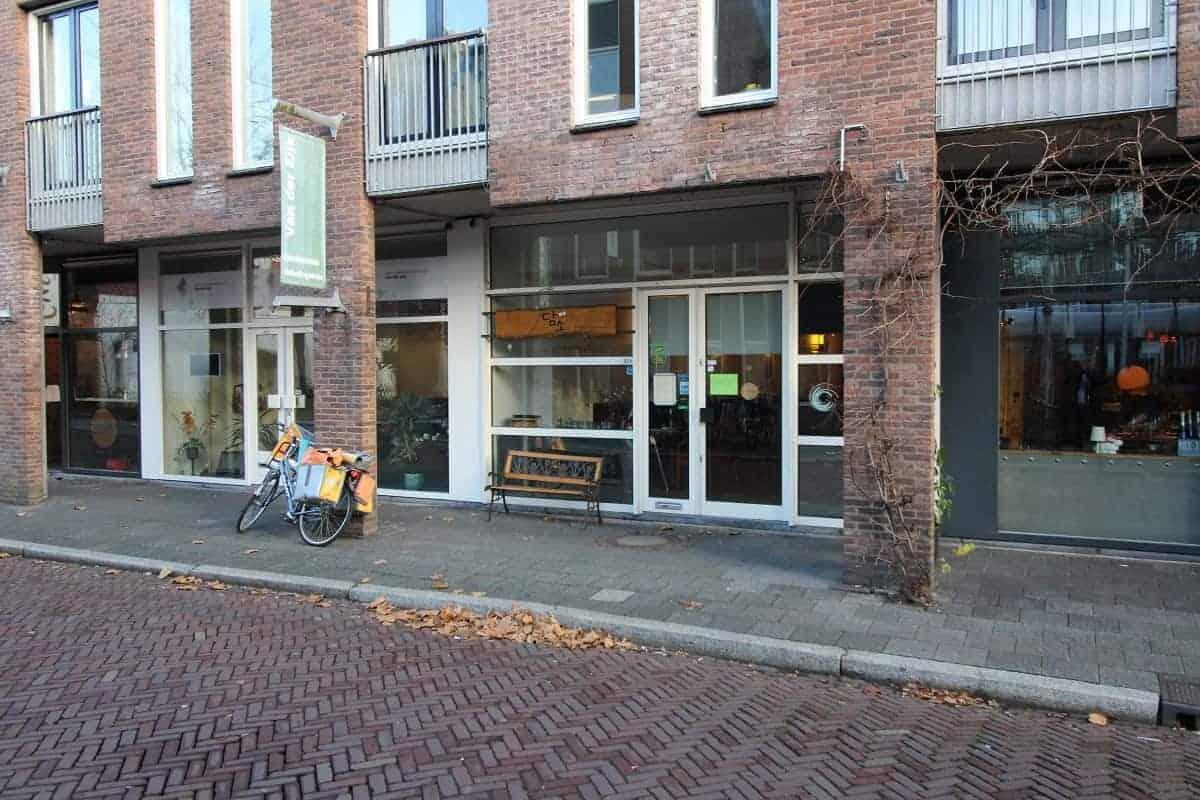 Restaurant in het oude centrum van Amstelveen
