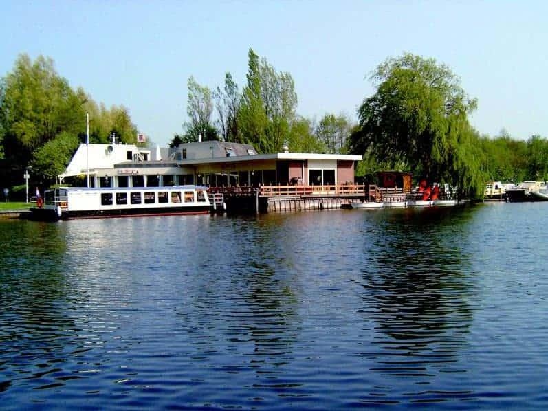 Restaurant op prachtige locatie in Niedorp