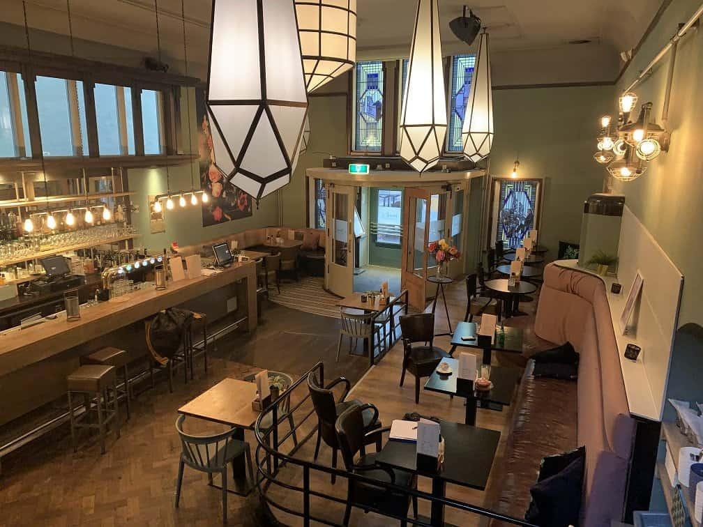Restaurant op A1 locatie aan de Groest in Hilversum