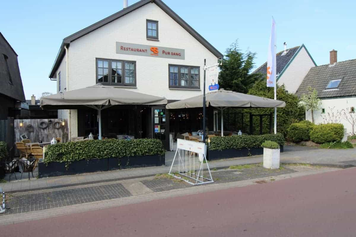 Horecapand met woning in kustplaats Groet