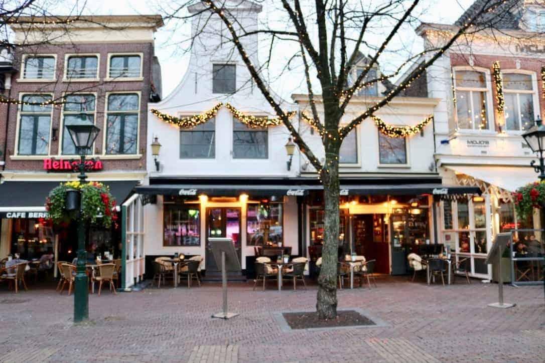 Horecazaak aan het Waagplein Alkmaar