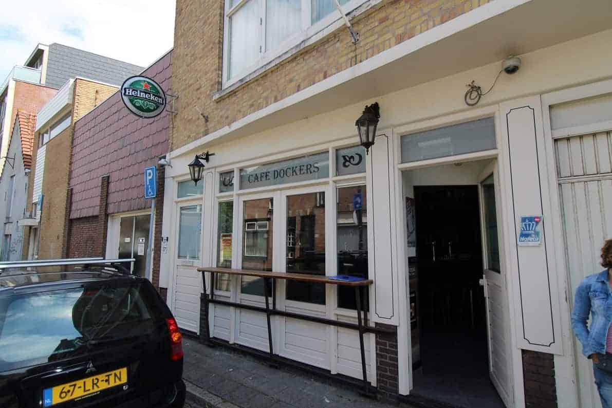 Café met kamerverhuur in Beverwijk