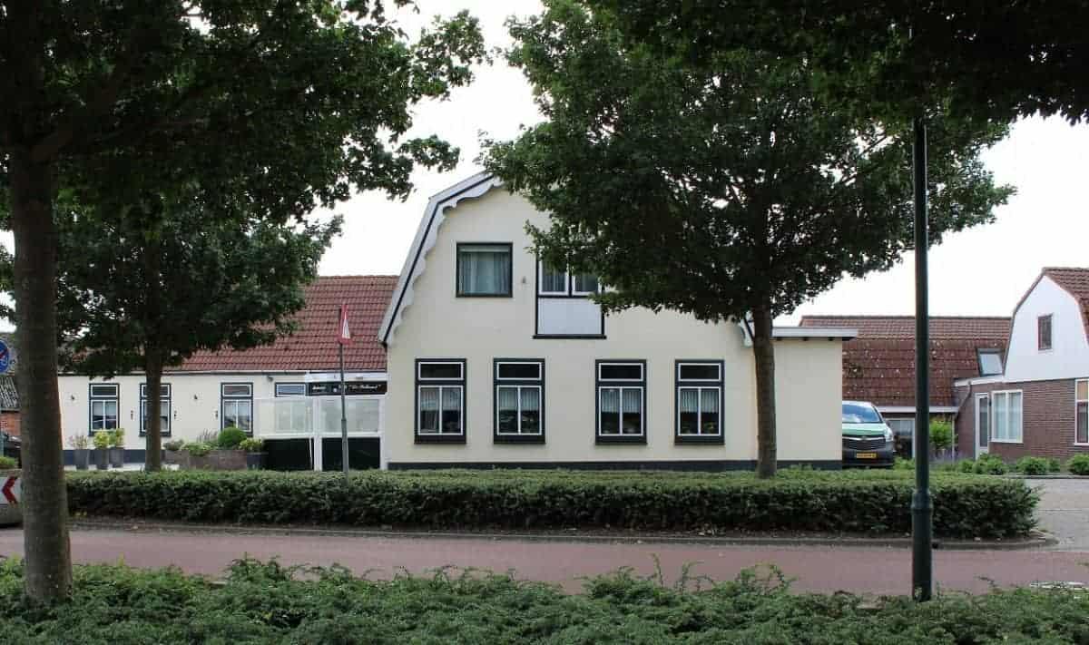 Café-Restaurant met zaal in Onderdijk-Wervershoof