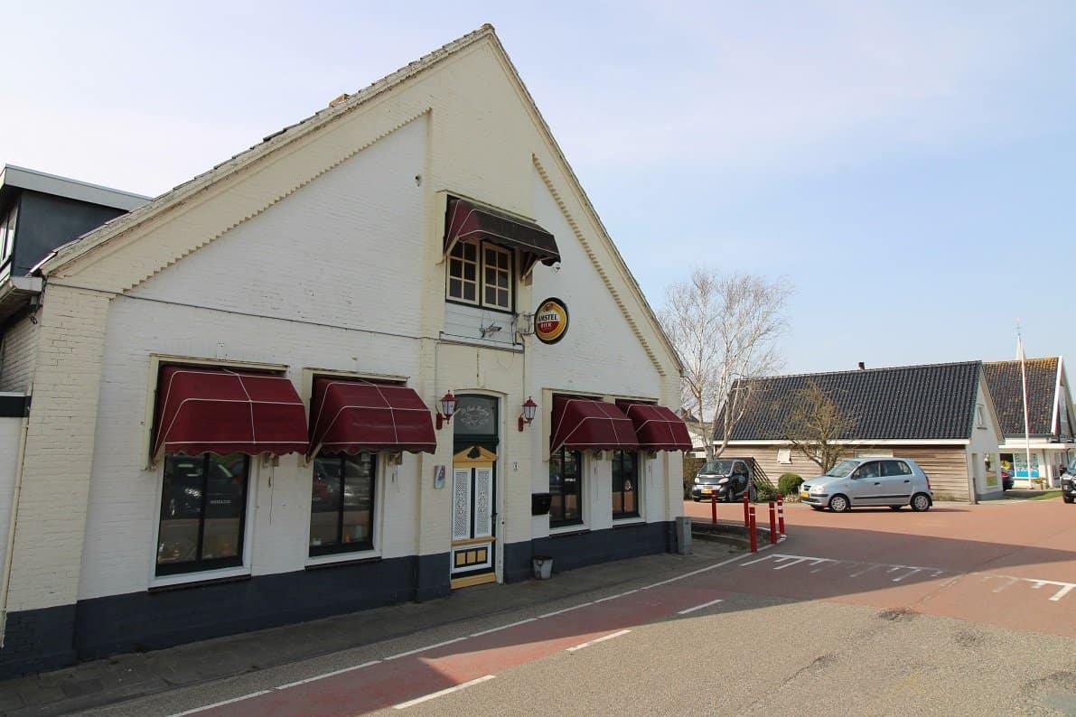 Hotel-café, restaurant en cafetaria in Oudesluis (NH)