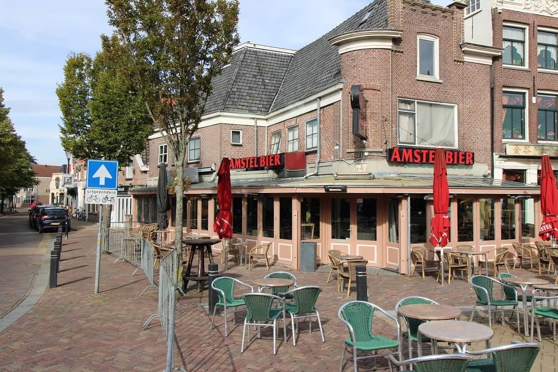 Cafébedrijf op A1 locatie in het centrum van Schagen