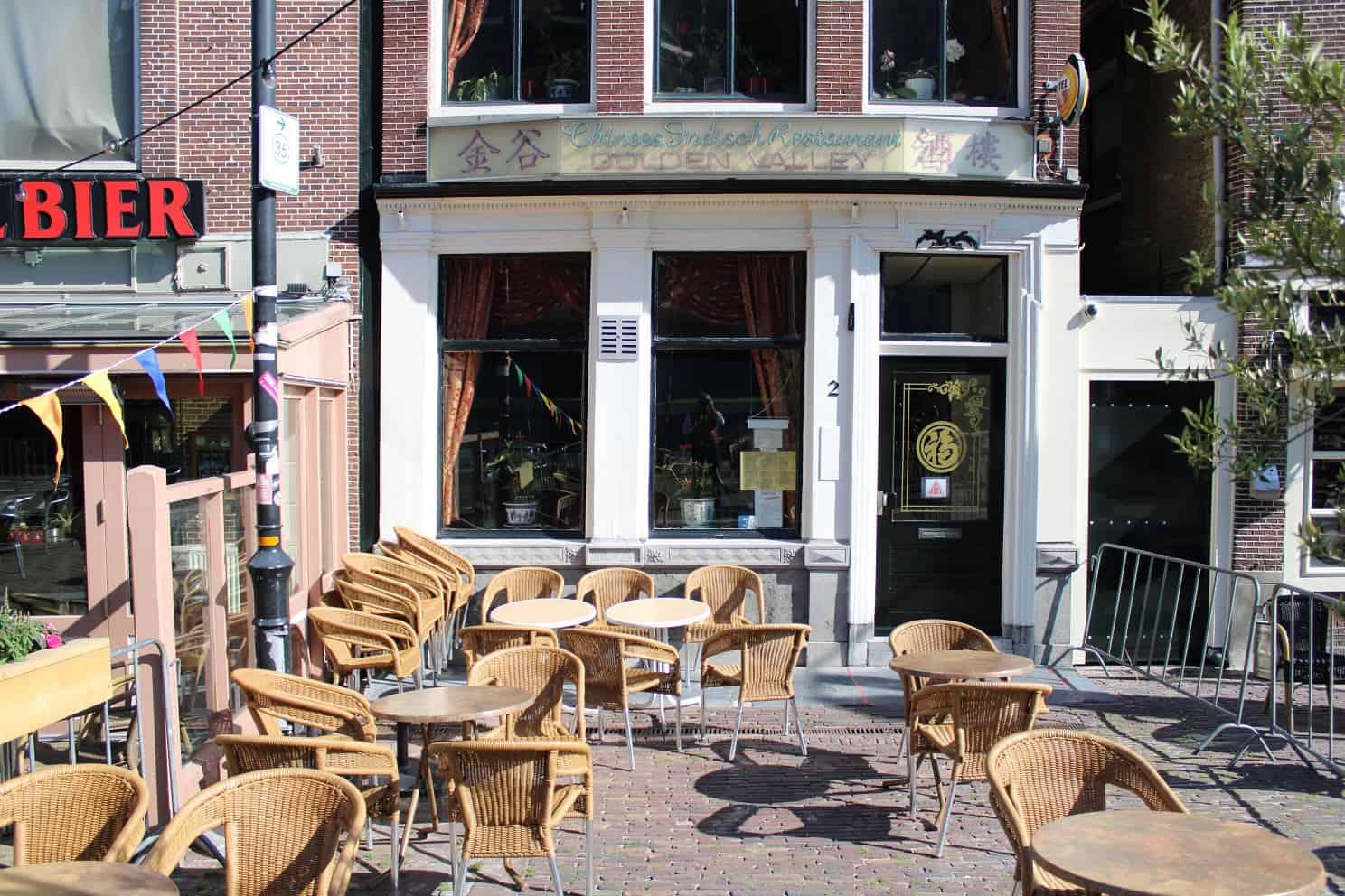 Restaurant in het centrum van Schagen