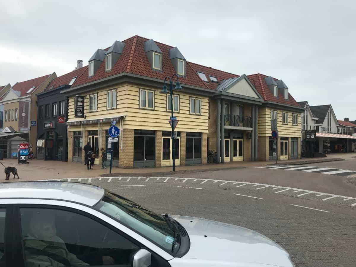 Casco horecaruimte in de Koog op Texel