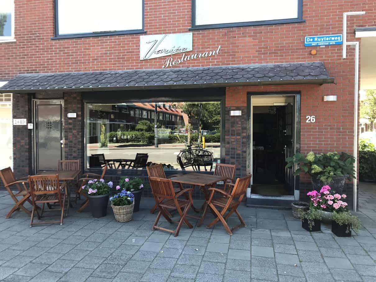 Restaurant gelegen op goede locatie in Haarlem