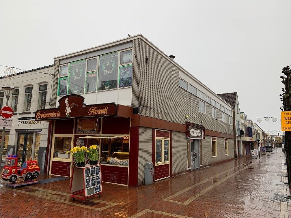 Winkel/-horecaruimte op A1 locatie in Den Helder