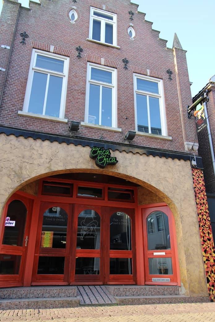 Restaurant met bovenwoning in Schagen