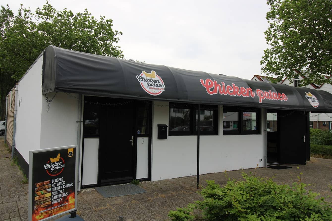 Fastfoodconcept in Almere-Stad.