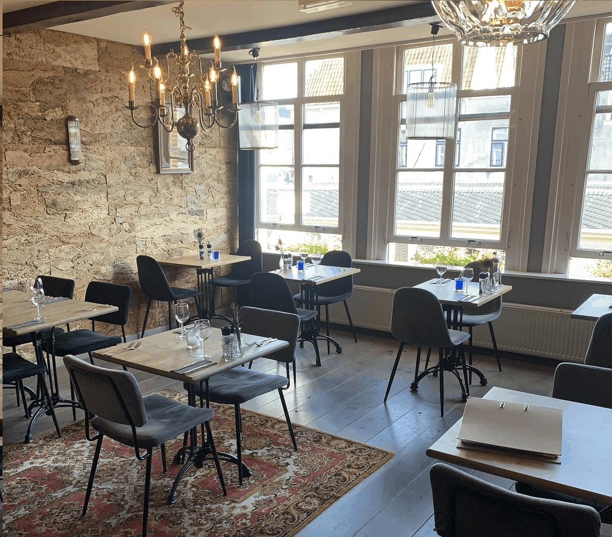 Restaurant op het Verdronkenoord Alkmaar