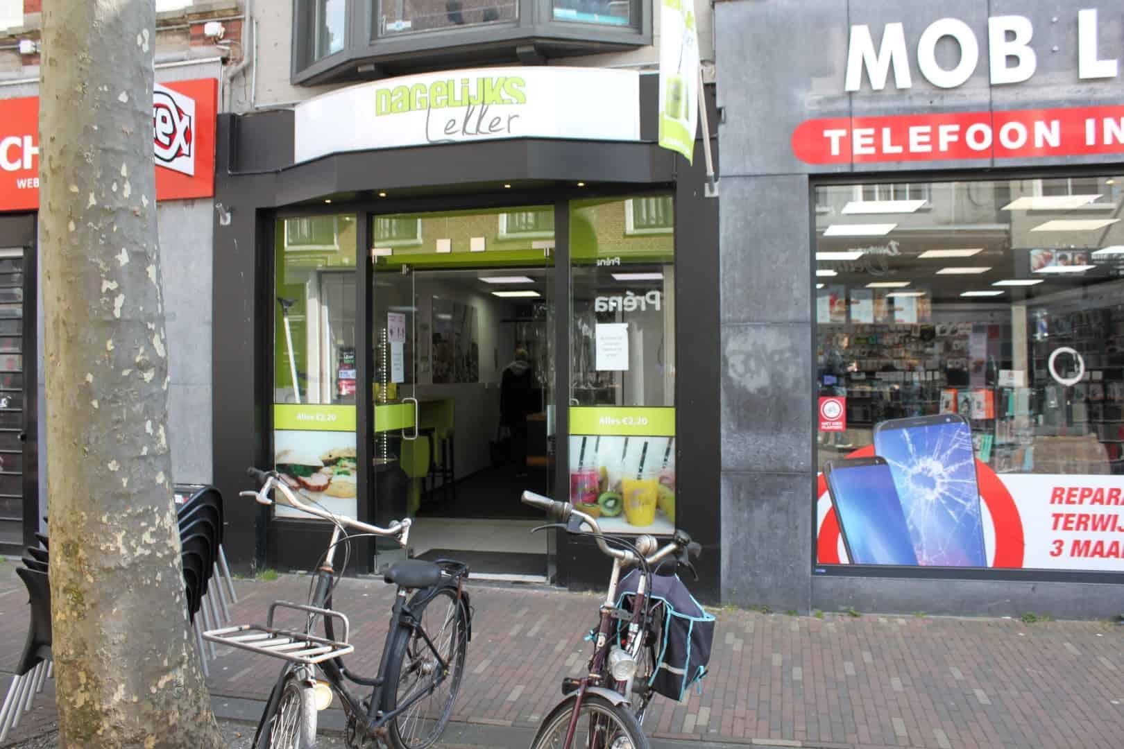 Casco-horecaruimte met woning in Haarlem